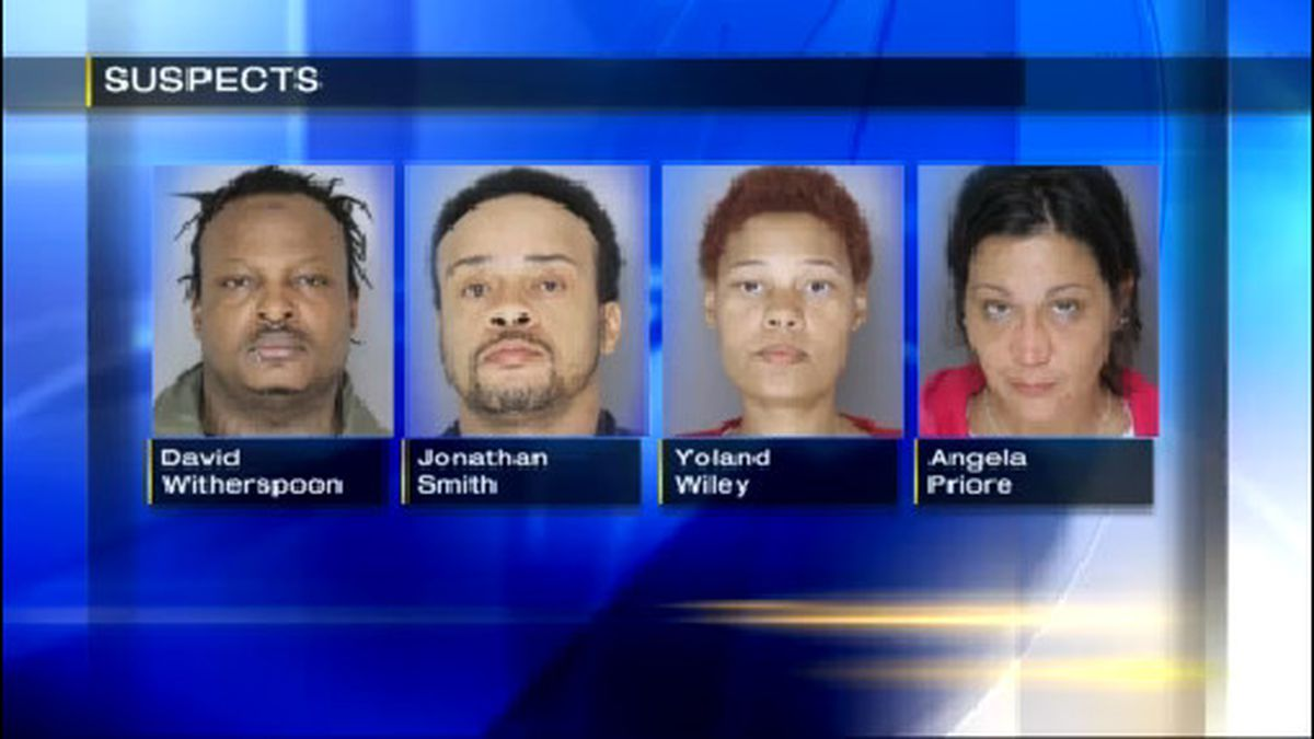 Organized theft ring targeted Marshalls, TJ Maxx stores