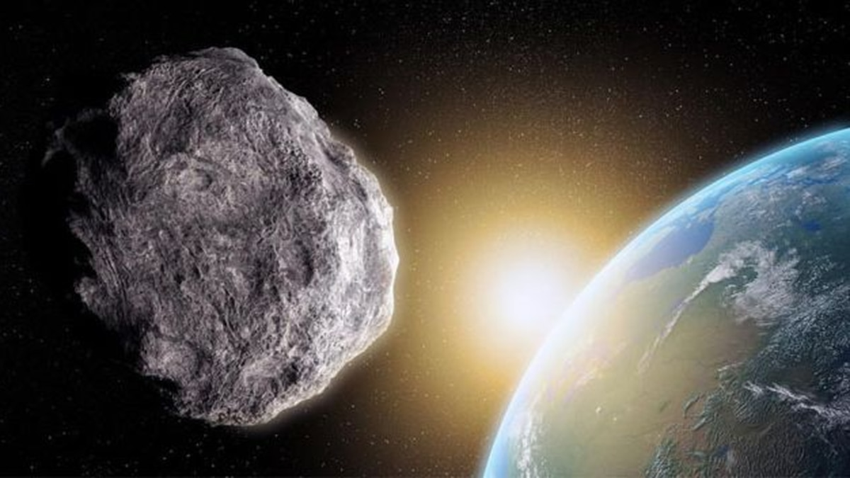 Massive asteroid dubbed 'The Rock' to fly unusually close to Earth this week