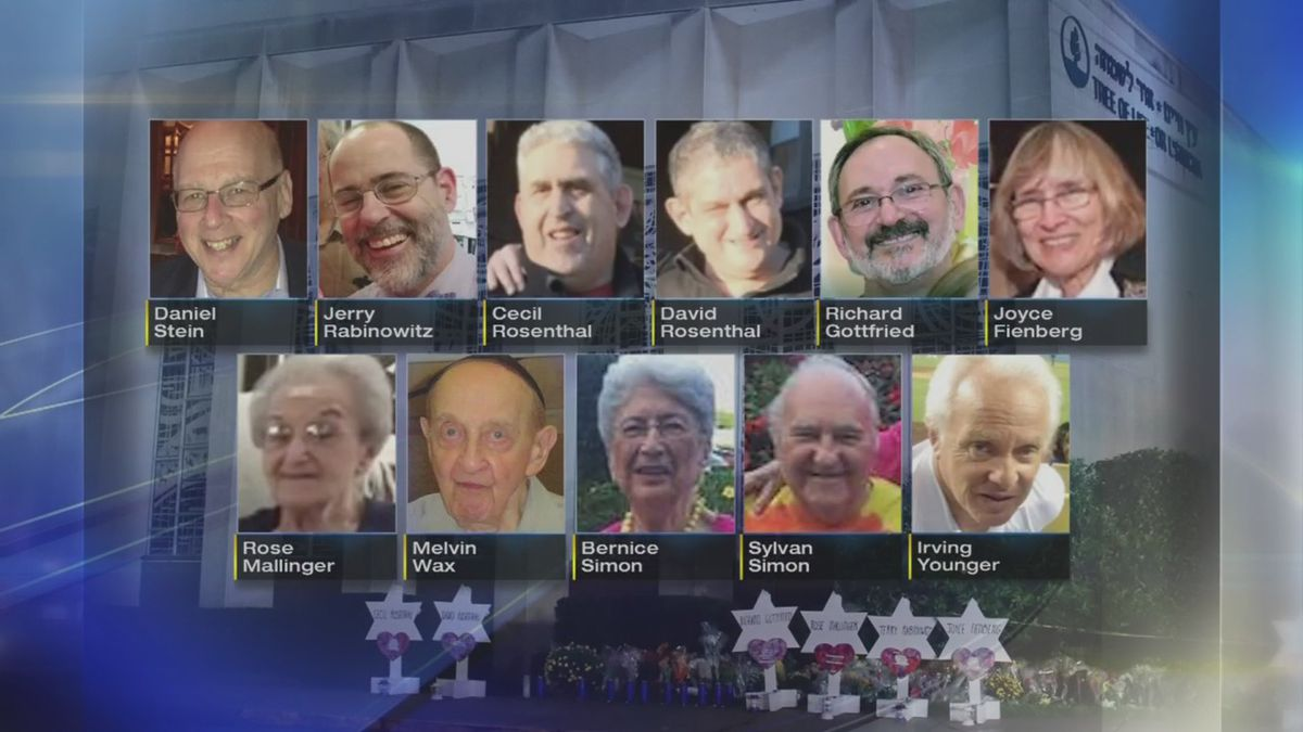 Pittsburgh Symphony Orchestra holding free concert to honor Tree of Life victims