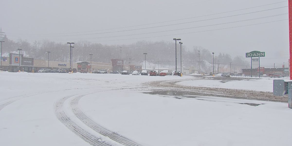Warming shelters opening in Beaver County
