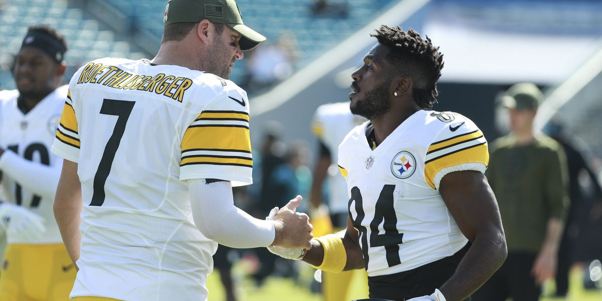 Former Steeler speaks out about Antonio Brown-Ben Roethlisberger controversy